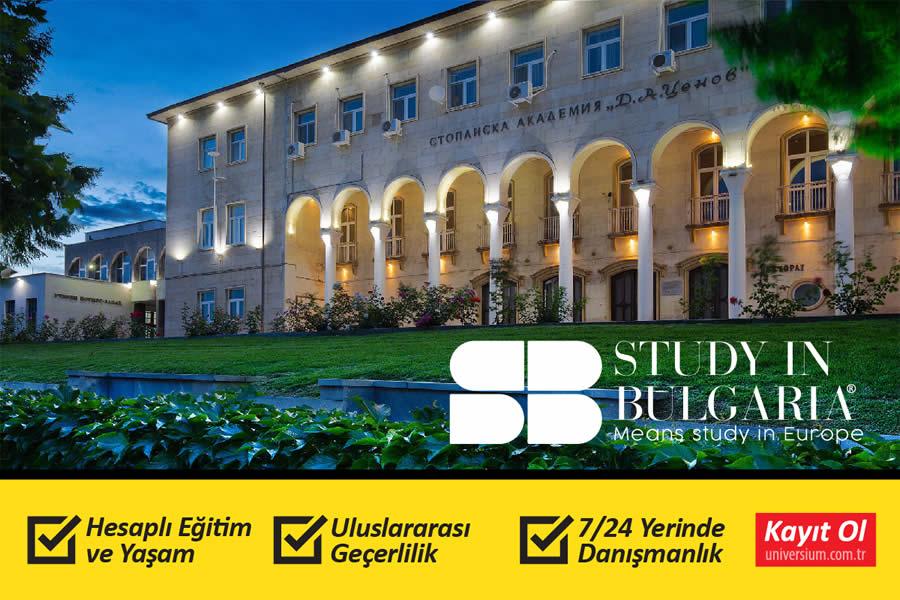 bulgaristanda üniversite okumak