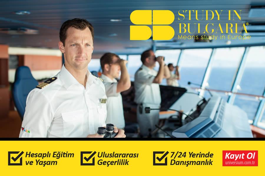 Yurtdışında Gemi Kaptanlığı