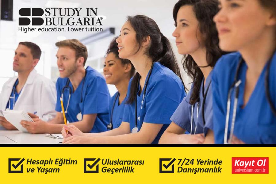 Yurtdışında Tıp Okumak