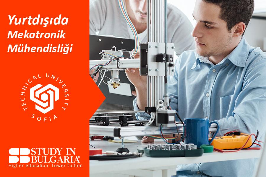 Yurtdışında Mekatronik Mühendisliği Okumak