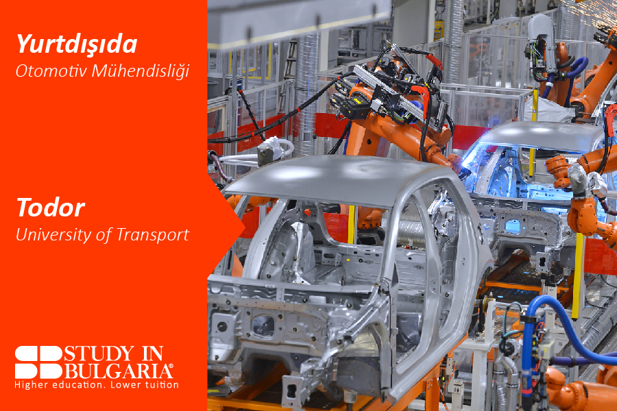 Yurtdışında Otomotiv Mühendisliği Okumak